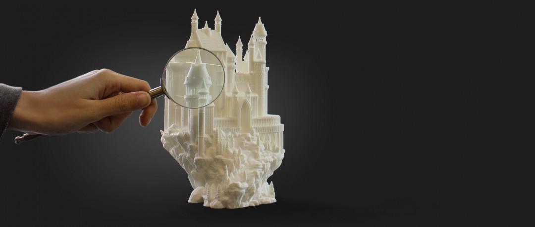 Imprimimos en 3D tus diseños